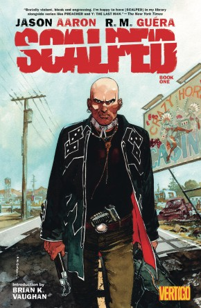 SCALPED BOOK 1 GRAPHIC NOVEL
