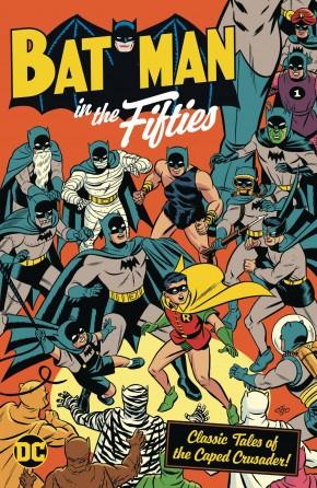 BATMAN IN THE FIFTIES GRAPHIC NOVEL