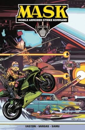 MASK MOBILE ARMORED STRIKE KOMMAND VOLUME 1 MOBILIZE GRAPHIC NOVEL