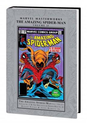 MARVEL MASTERWORKS AMAZING SPIDER-MAN VOLUME 23 HARDCOVER
