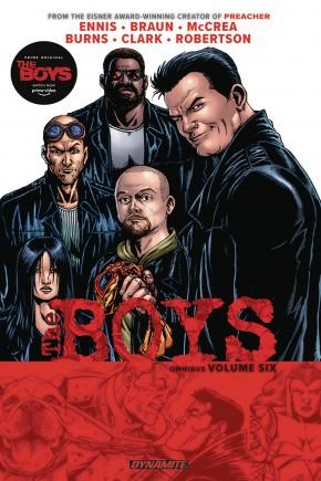 THE BOYS OMNIBUS VOLUME 6 GRAPHIC NOVEL