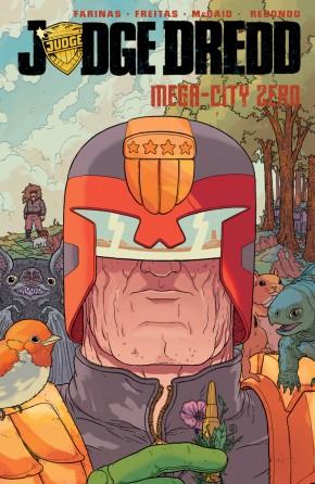 JUDGE DREDD MEGA-CITY ZERO VOLUME 2 GRAPHIC NOVEL