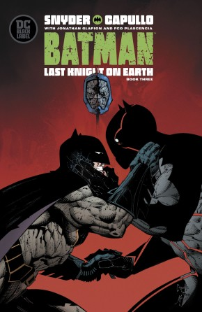 BATMAN LAST KNIGHT ON EARTH #3