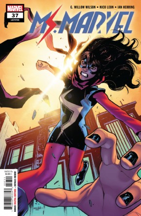 MS MARVEL #37 (2015 SERIES)