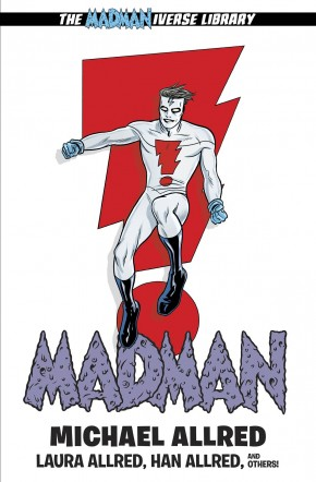 MADMAN LIBRARY EDITION VOLUME 2 HARDCOVER