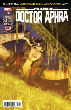 STAR WARS DOCTOR APHRA #32