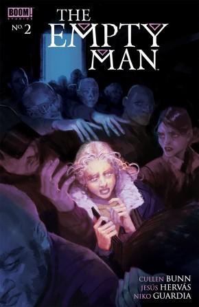 EMPTY MAN #2 (2018 SERIES)