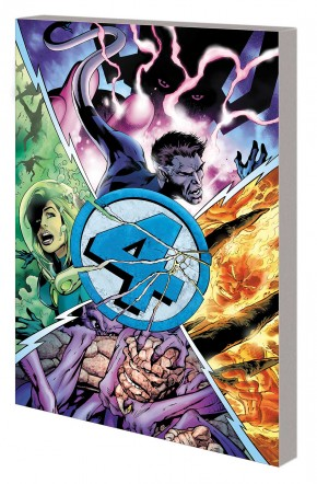 FANTASTIC FOUR THE COMPLETE COLLECTION VOLUME 2 GRAPHIC NOVEL