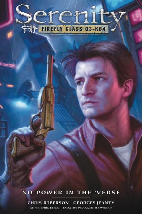 SERENITY VOLUME 5 NO POWER IN THE VERSE HARDCOVER