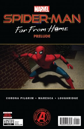 SPIDER-MAN FAR FROM HOME PRELUDE #1