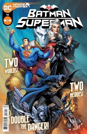 BATMAN SUPERMAN #16 (2019 SERIES)