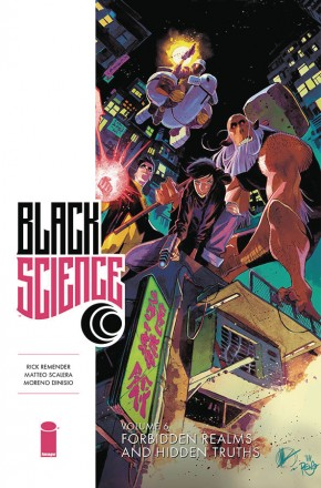 BLACK SCIENCE VOLUME 6 FORBIDDEN REALMS AND HIDDEN TRUTHS GRAPHIC NOVEL