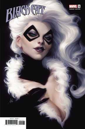 BLACK CAT #1 (2019 SERIES) ARTGERM VARIANT