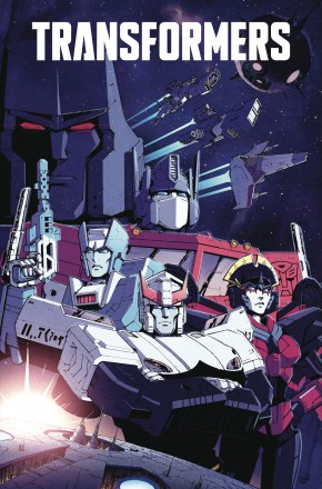 TRANSFORMERS VOLUME 1 THE WORLD IN YOUR EYES HARDCOVER