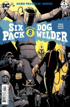 SIXPACK AND DOGWELDER HARD-TRAVELIN HEROZ #4