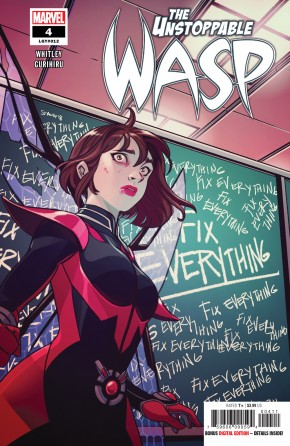 UNSTOPPABLE WASP #4 (2018 SERIES)