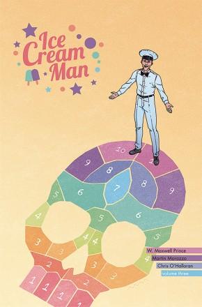 ICE CREAM MAN VOLUME 3 HOPSCOTCH MELANGE GRAPHIC NOVEL