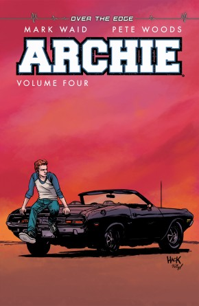ARCHIE VOLUME 4 OVER THE EDGE GRAPHIC NOVEL
