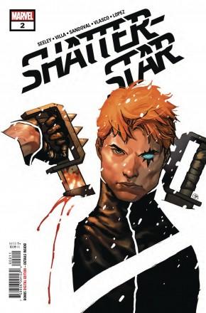 SHATTERSTAR #2 (2018 SERIES)