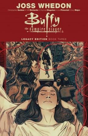 BUFFY THE VAMPIRE SLAYER LEGACY EDITION VOLUME 3 GRAPHIC NOVEL