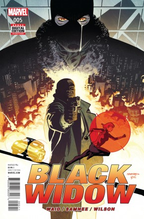 BLACK WIDOW VOLUME 6 #5