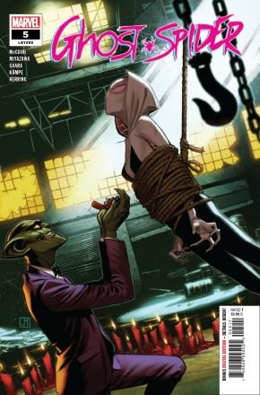 GHOST-SPIDER #5 (2019 SERIES)