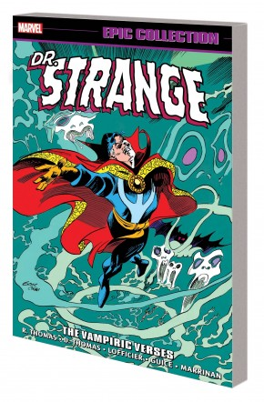 DOCTOR STRANGE EPIC COLLECTION THE VAMPIRIC VERSES GRAPHIC NOVEL