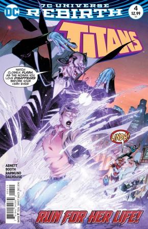 TITANS VOLUME 3 #4