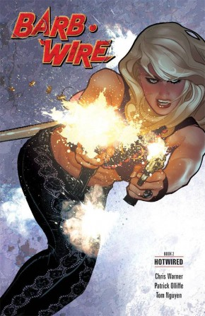 BARB WIRE VOLUME 2 HOTWIRED GRAPHIC NOVEL