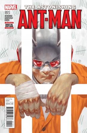 ASTONISHING ANT-MAN #11