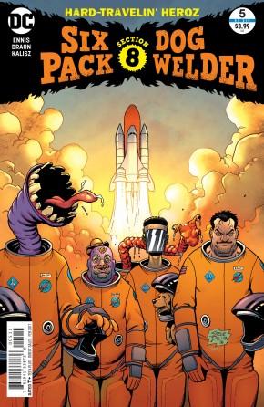 SIXPACK & DOGWELDER HARD-TRAVELIN HEROZ #5