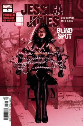 JESSICA JONES BLIND SPOT #5