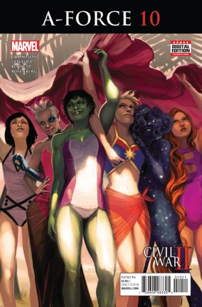 A-FORCE VOLUME 2 #10