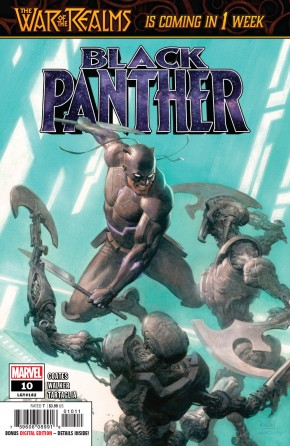 BLACK PANTHER #10 (2018 SERIES)