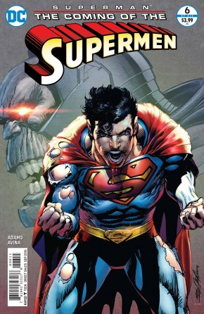 SUPERMAN THE COMING OF THE SUPERMEN #6 (OF 6)