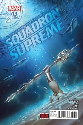 SQUADRON SUPREME VOLUME 4 #13