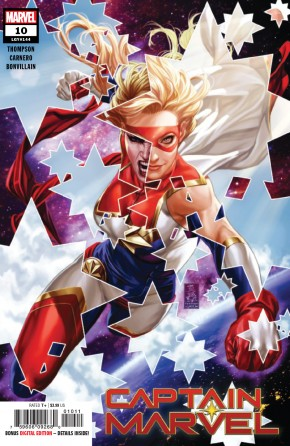 CAPTAIN MARVEL #10 (2019 SERIES)