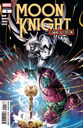 MOON KNIGHT ANNUAL #1 (2019)