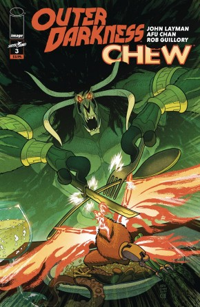 OUTER DARKNESS CHEW #3