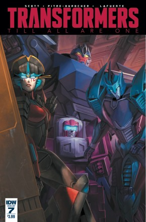 TRANSFORMERS TILL ALL ARE ONE #7