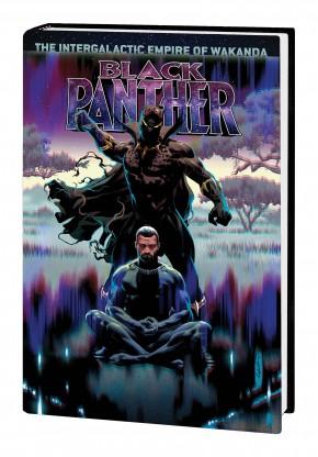 BLACK PANTHER VOLUME 4 INTERGALACTIC EMPIRE WAKANDA PART TWO HARDCOVER