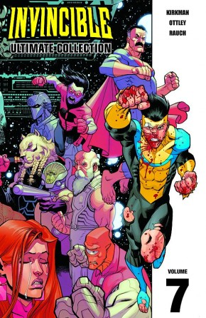 INVINCIBLE VOLUME 7 ULTIMATE COLLECTION HARDCOVER