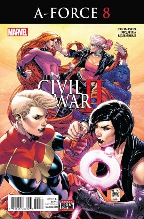 A-FORCE VOLUME 2 #8