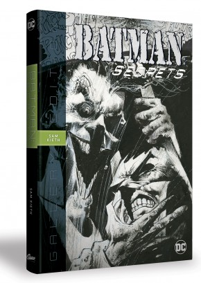 BATMAN SECRETS SAM KIETH GALLERY EDITION HARDCOVER