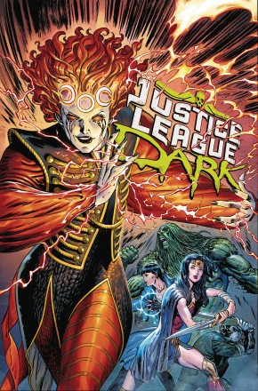 JUSTICE LEAGUE DARK VOLUME 3 THE WITCHING WAR GRAPHIC NOVEL