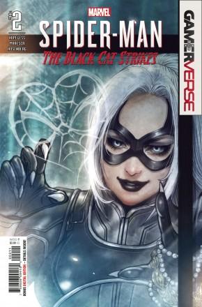 MARVELS SPIDER-MAN BLACK CAT STRIKES #2