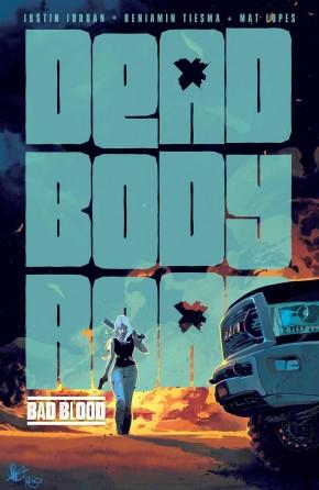DEAD BODY ROAD VOLUME 2 BAD BLOOD GRAPHIC NOVEL