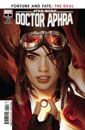STAR WARS DOCTOR APHRA #4 (2020 SERIES)
