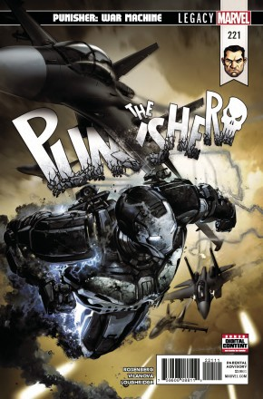 PUNISHER #221 (2016 SERIES)