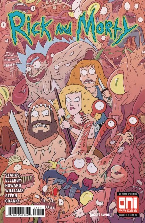 RICK & MORTY #45